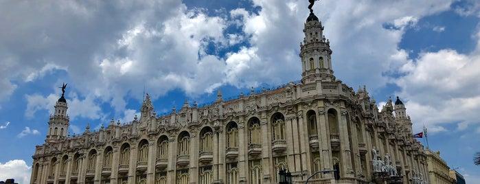 Gran Teatro de la Habana is one of Caribbean.
