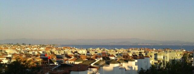 Altınoluk is one of Gezmece, tozmaca !.