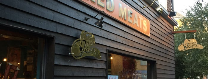 Texas Joe's is one of The 15 Best Places for a Cornbread in London.