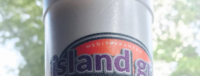 Island Grill is one of Places I want to try out II (eateries).