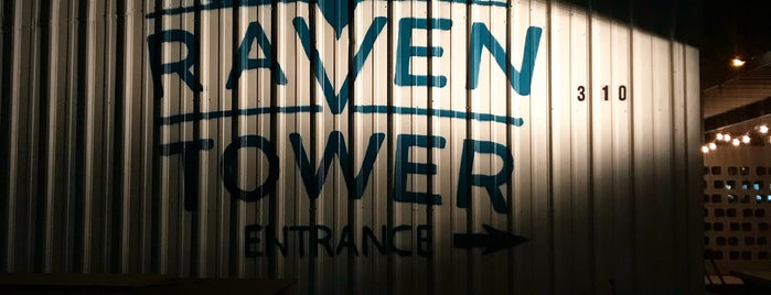 Raven Tower is one of The 15 Best Places for Sunsets in Houston.