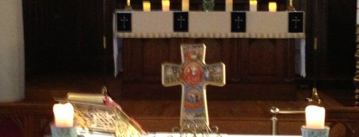 St. Thomas' Episcopal Church is one of Episcopal Churches in Rhode Island.