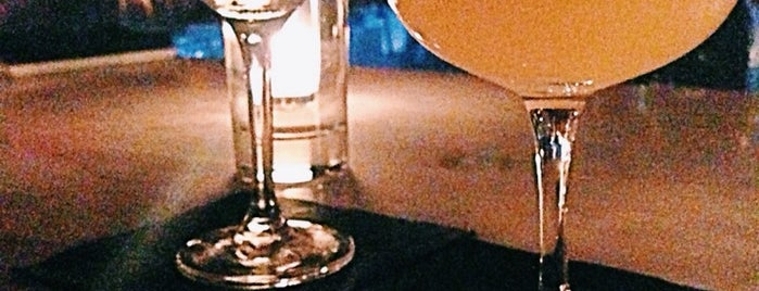 Death & Co. is one of Date night spots (you're welcome).