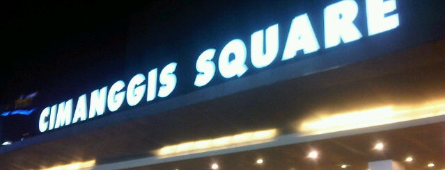 Cimanggis Square is one of mall.