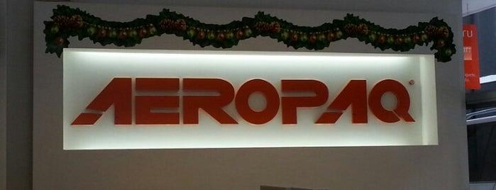 Aeropaq is one of Regular.