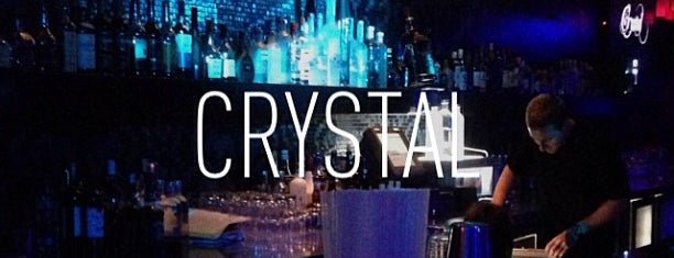Crystal is one of doha.