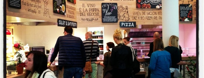 Vapiano is one of Hannover.