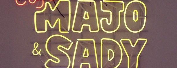 Café Majo & Sady is one of A SEM IN KOREA!.
