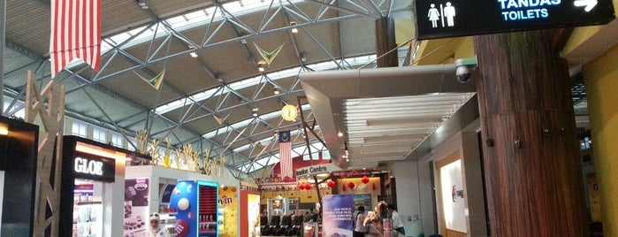 Langkawi International Airport (LGK) is one of Top picks for Department Stores.
