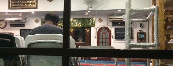 Masjid Al Ehsan is one of masjid.