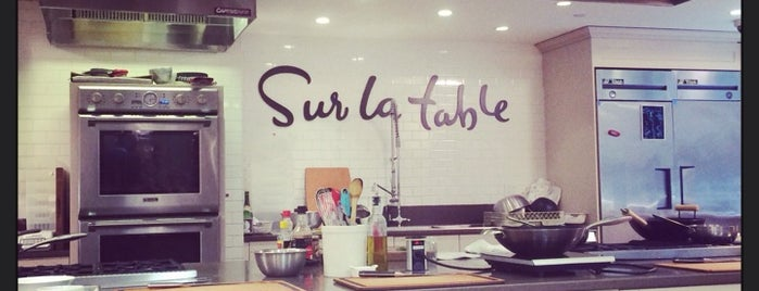 Sur la Table is one of The Hell's Kitchen List by Urban Compass.