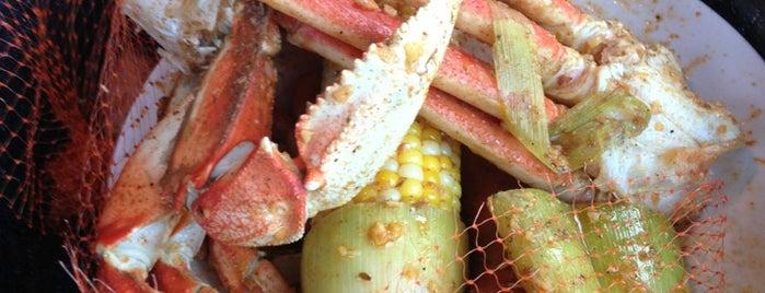 Joe's Crab Shack is one of Florida!.