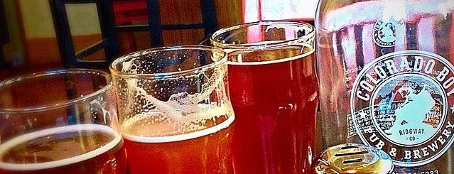 Colorado Boy Pub & Brewery is one of Colorado Beer Tour.