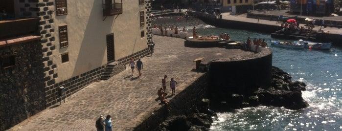 Puerto de la Cruz is one of Islas Canarias: Tenerife.