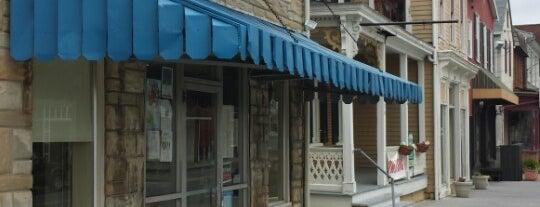 Boyd's Nest Family Restaurant is one of Clarke County Restaurants.