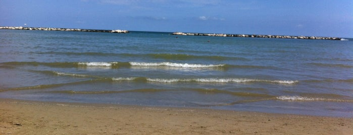 Bagno Luca is one of Beach.