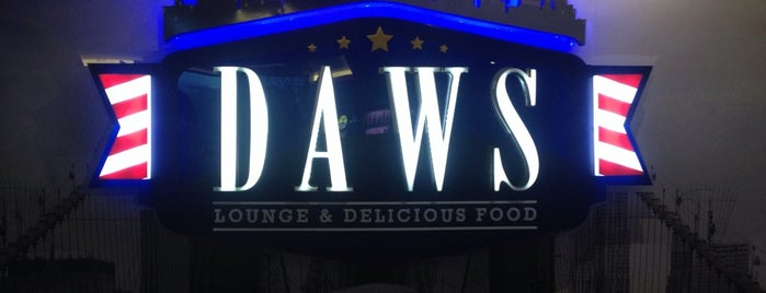 Daws Lounge & Delicious Food is one of Lugares Visitados.