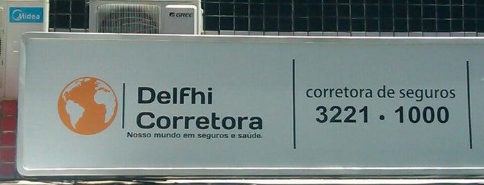 Delfhi Corretora is one of Natal.