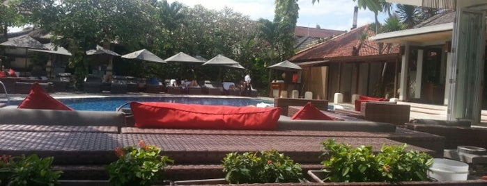 Rosso Vivo Dine & Lounge is one of BALI....