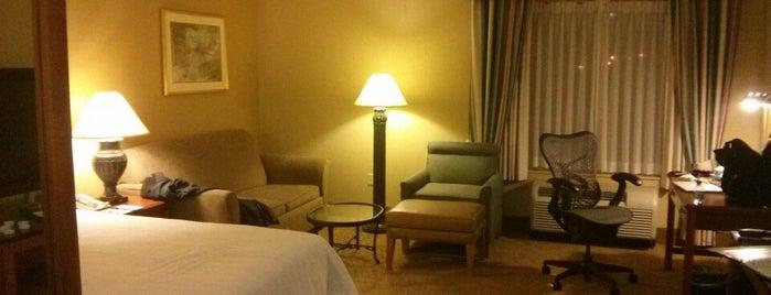 Hilton Garden Inn Cincinnati/Sharonville is one of Places I've stayed.