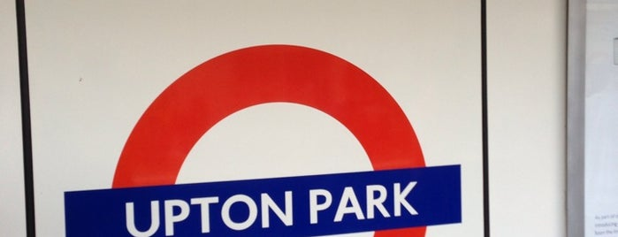 Upton Park London Underground Station is one of District Line.