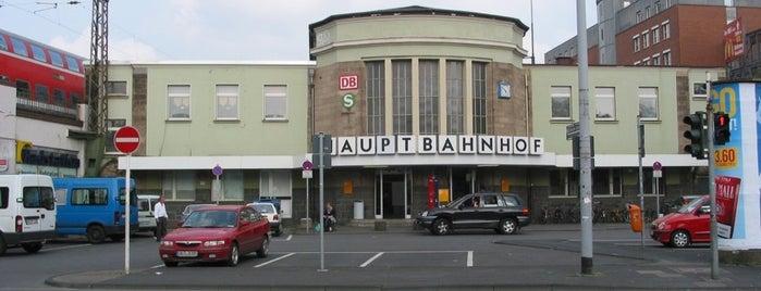 Mülheim (Ruhr) Hauptbahnhof is one of Bahnhöfe Deutschland.