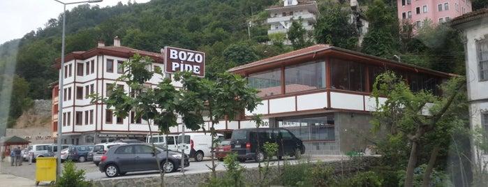 Bozo Pide is one of doğallık..