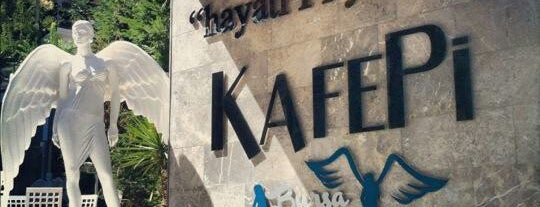 Kafe Pi Angel is one of The 20 best value restaurants in Bursa.