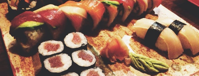 Kynoto Sushi Bar is one of places to remember.