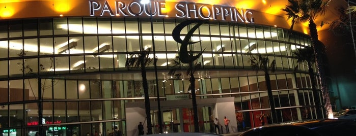 Parque Shopping Maceió is one of Melhores locais em Maceió, Brasil..