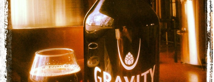Gravity Brewing is one of Pipes Brewery Tour.