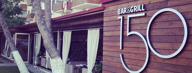 150 Bar & Grill is one of Restaurants in Baku (my suggestions).
