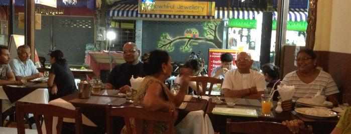 Tandoori Nights is one of Ko Samui Paradise = Peter's Fav's.