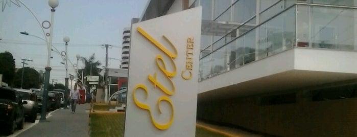 Etel Center is one of Shoppings e Centros Comerciais.