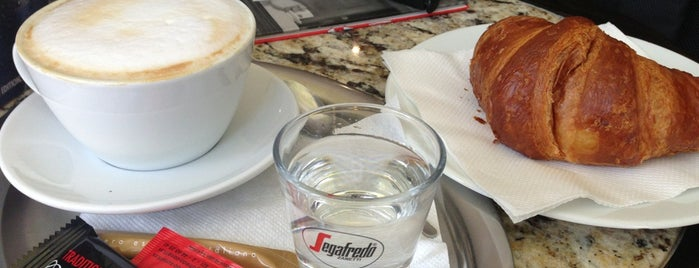 Segafredo Espresso is one of Free WiFi.