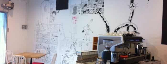 Coffee Elements is one of Coffee@Venture ^.^v.