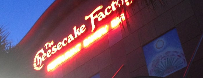 The Cheesecake Factory is one of DEUCE44 III.