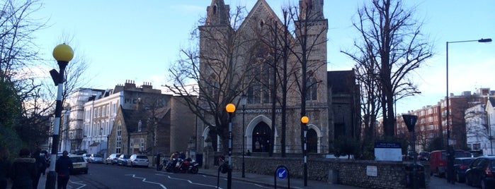 Kensington Temple is one of London 🇬🇧.