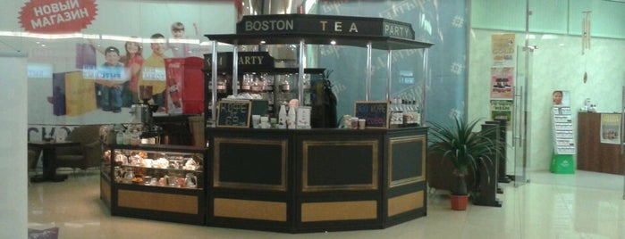 Boston Tea Party is one of Tea & Coffee Shops.