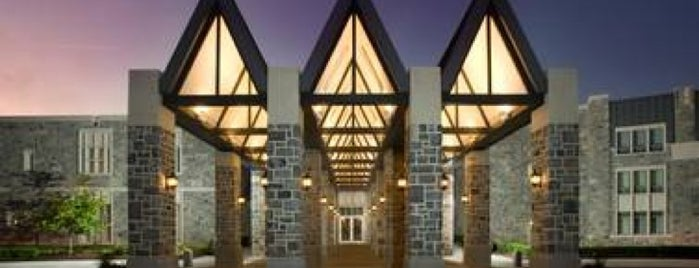 The Inn At Virginia Tech and Skelton Conference Center is one of Crash Pads.