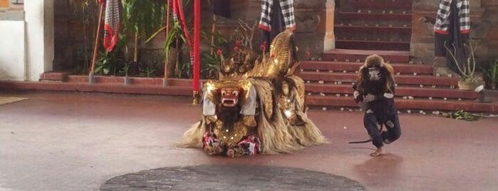 Jambe Budaya Barong & Kris Dance is one of Theaters.