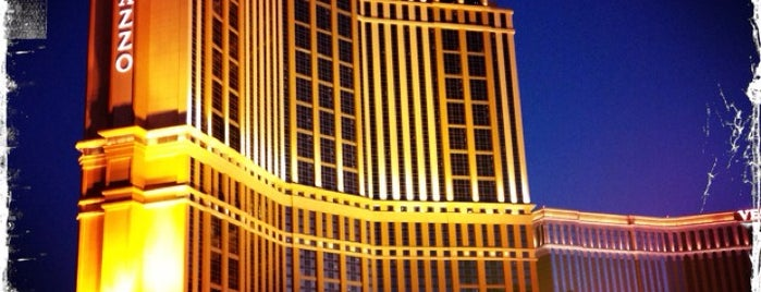 The Palazzo Resort Hotel & Casino is one of Las Vegas extended.