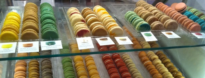 Macaron Parlour is one of NYC - Coffee, Sweets, Brunch.