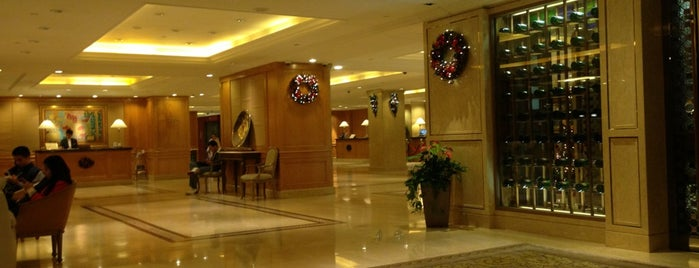 The Park Lane Hong Kong a Pullman Hotel is one of Hotels, Resorts, Villas of the World.