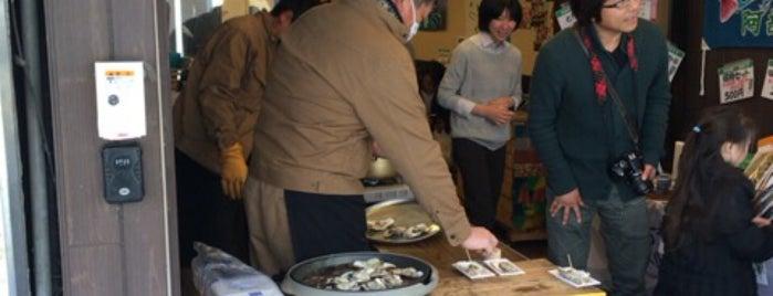 石巻マルシェ 大森ウィロード山王店 is one of 石巻.