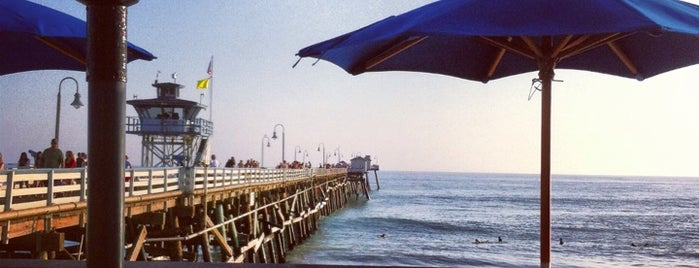 The Fisherman's Restaurant and Bar is one of san clemente.