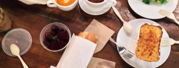 Little Red Fox is one of dc drinks + food + coffee.