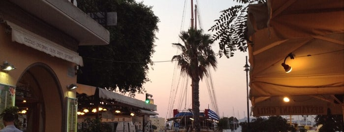 Dionysos is one of Aegean Coast.