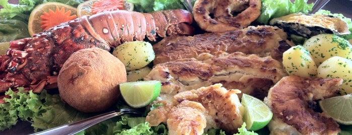 Restaurante Lago da Sereia is one of Balneário Camboriú.