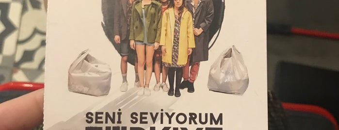 Moda Sahnesi is one of Başka Sinema Salonları.